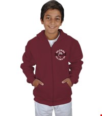 Dolphin Spirit-Hoodie-Childrens Çocuk Kapşonlu Fermuarlı Show your Dolphin pride with our first official design in the Dolphin Spirit Shop 