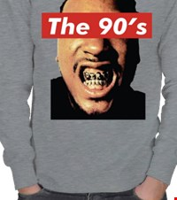 The 90s  ERKEK SWEATSHIRT The 90s 14093018533946115681014-