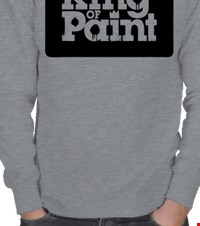KING OF PAINT ERKEK SWEATSHIRT K.O.P 14100103113246115688500-