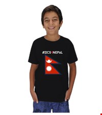 IICS4Nepal- Boys Çocuk Unisex Support our fundraising for Nepal Help earthquake victims in their time of need 1505071303011951752092385976-