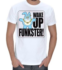 Wake Up Funkster Erkek Tişört Wake Up Funkster 16010902125431223451699366-