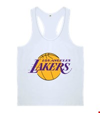 LAKERS LosAngeles Erkek Body Gym Atlet Lakers 16042619294131223452345081-