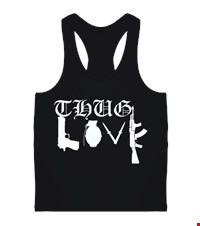 Thug Love tanktop Bayan Erkek Body Gym Atlet Thug Love 16062802155231223401815367-