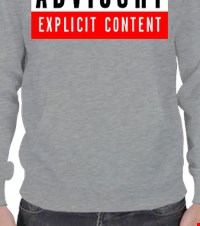 Parental Advisory  Erkek Kapşonlu Parental Advisory  16111311280731223432346848-