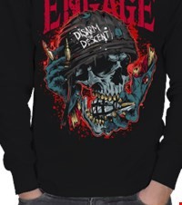 Kill Switch Engage ERKEK SWEATSHIRT Kill Switch Engage 16112214124831223441965206-