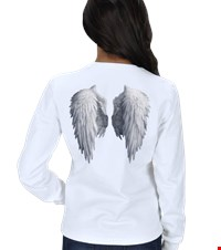 Angel Wings KADIN SWEATSHIRT Angel Wings 16112214240831223441963578-