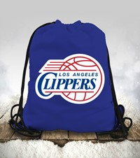 Clippers Büzgülü spor çanta Los Angeles Clippers 1611260055433122344687212-