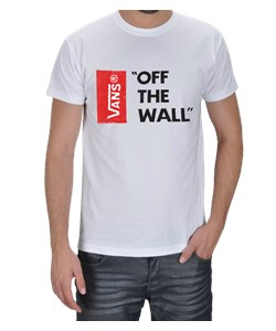Vans Off The Wall Fan Erkek Tişört